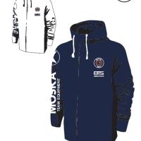 Track Suit Jacket – Front