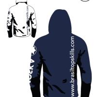 Track Suit Jacket – Back